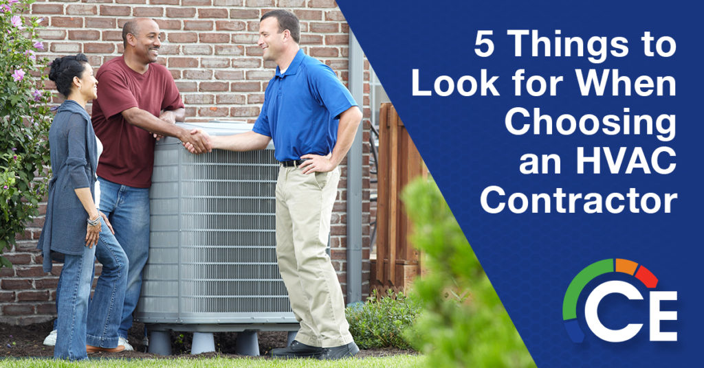 How Customers Choose an HVAC Contractor | Certified HVAC Contractor