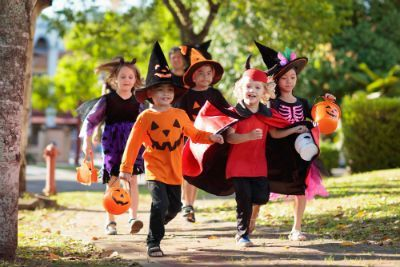 Statewide campaign focuses on keeping youth, teens safe on Halloween night