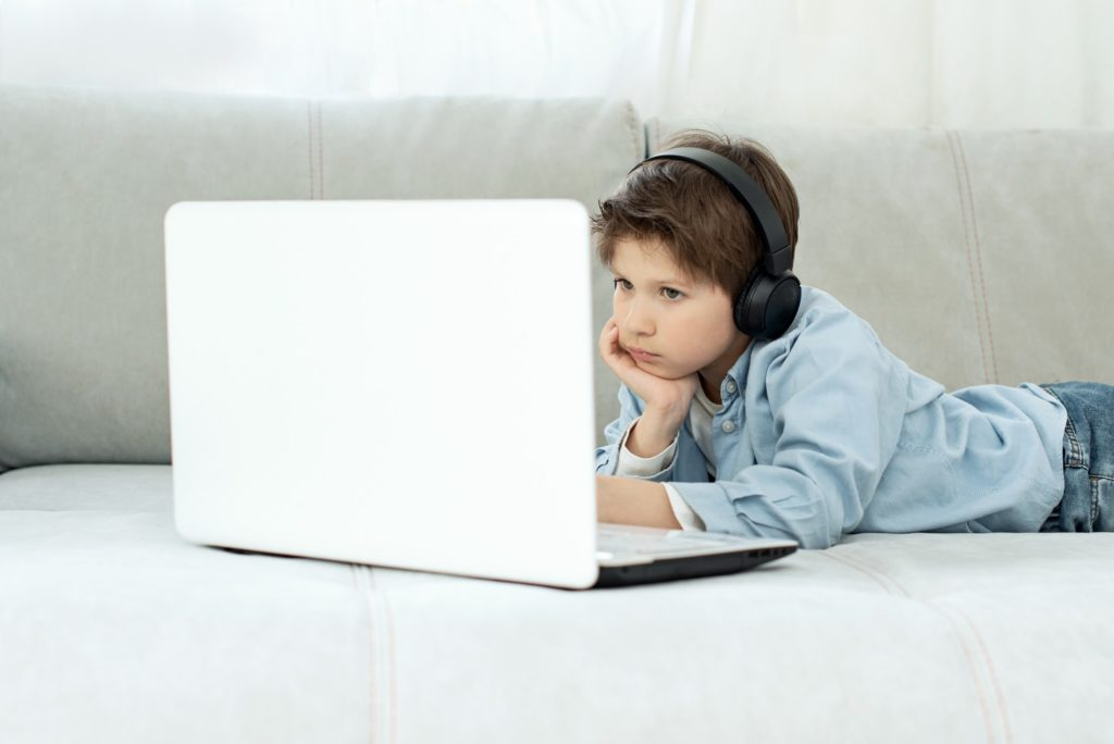 Online Learning Is Failing My Kids