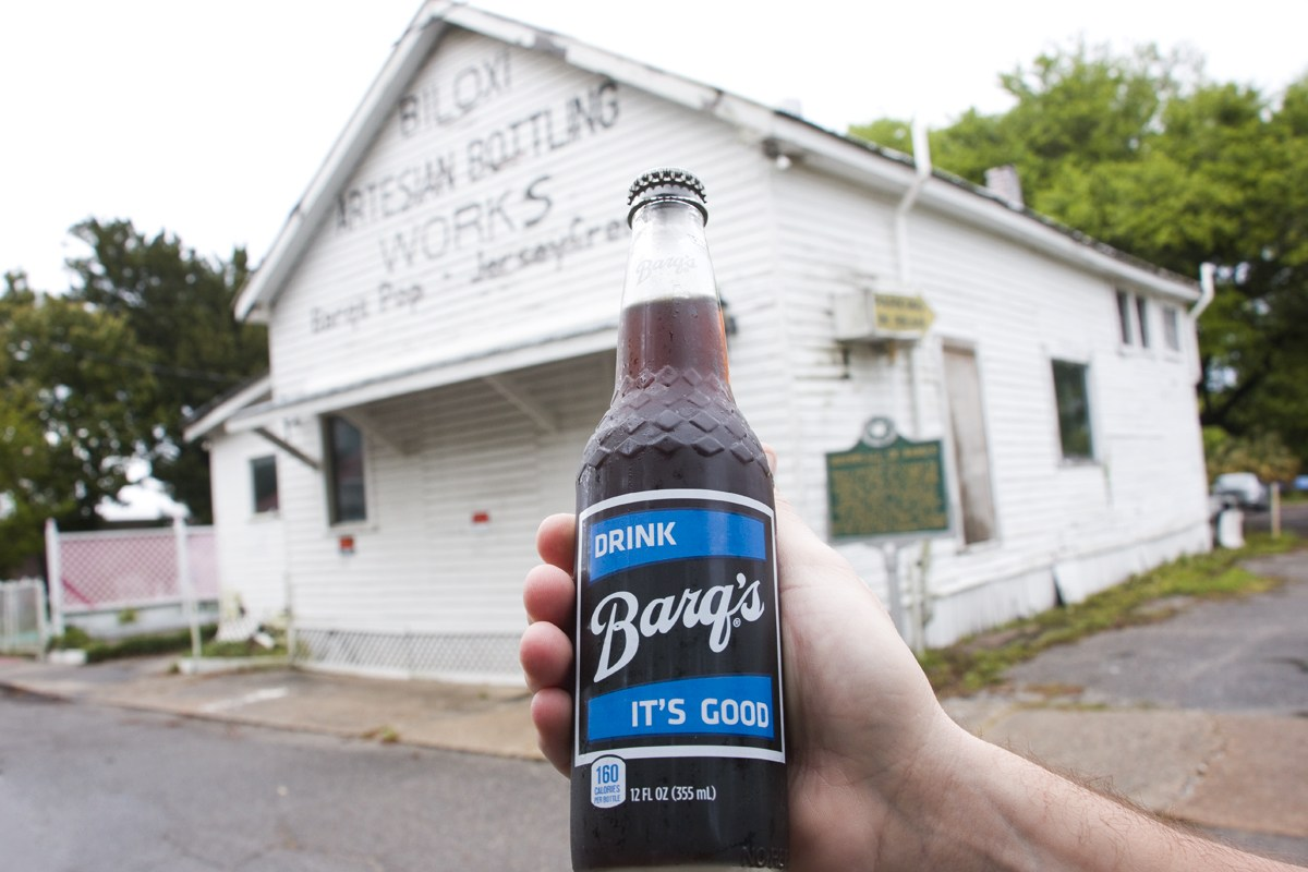 Barq's Root Beer Was Born on the Mississippi Gulf Coast | Just Chasing Rabbits
