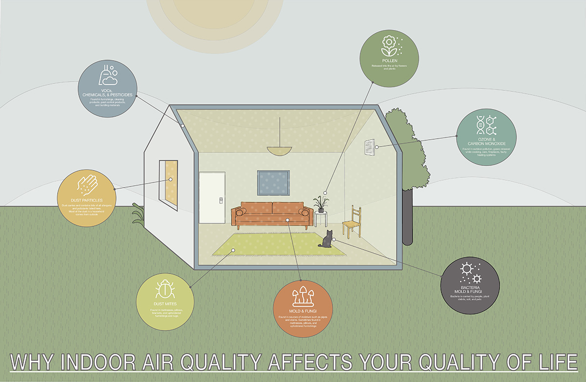 Why Indoor Air Quality Affects Your Quality of Life - ZH Architects