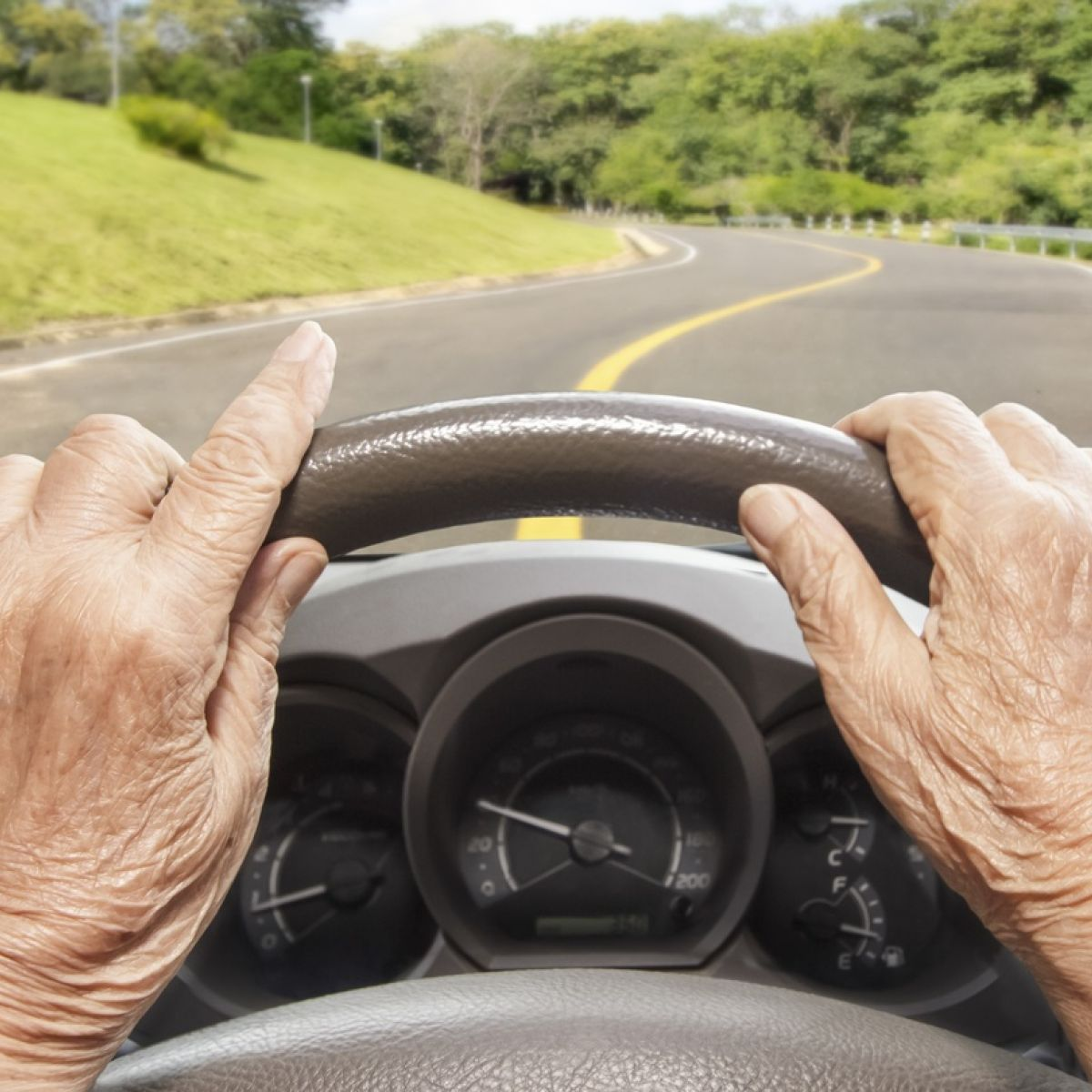 Older Drivers; Sometimes Better Historians Than Visionaries