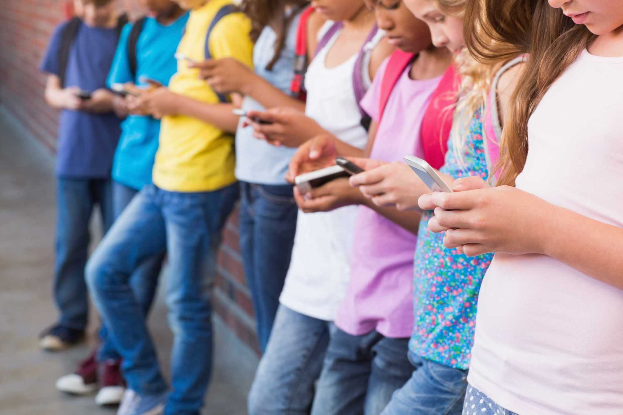 Your kid probably has 'text neck' — here's what you need to know