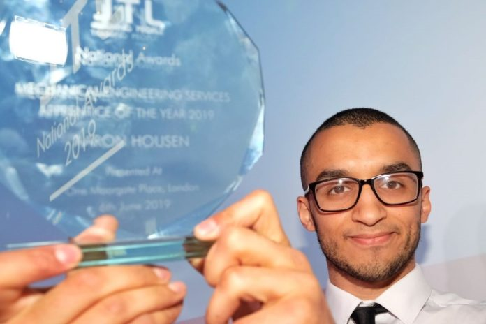 JTL awards its apprentice of the year | Heating & Plumbing Monthly Magazine (HPM)