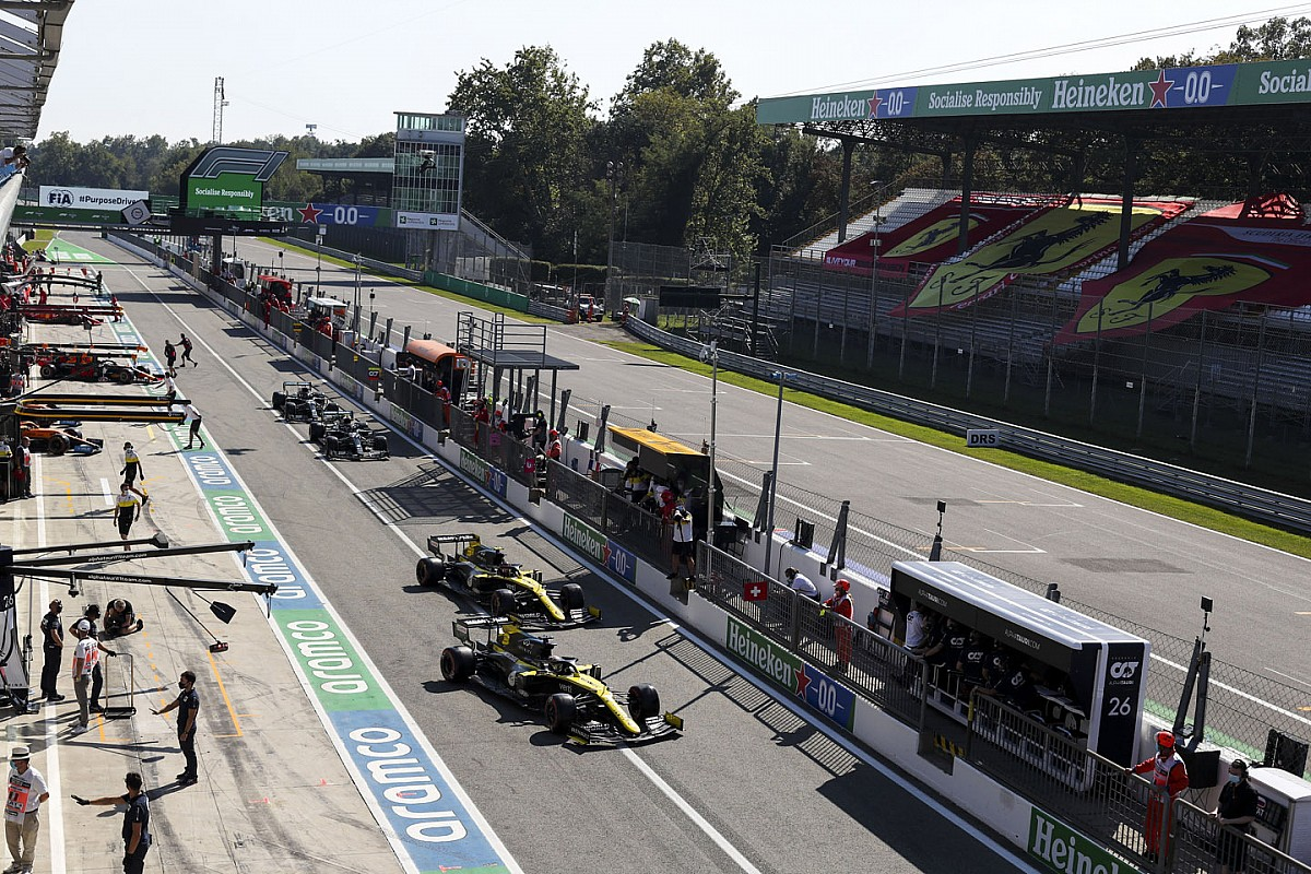 FIA to clampdown on slow pit entry under safety car in F1