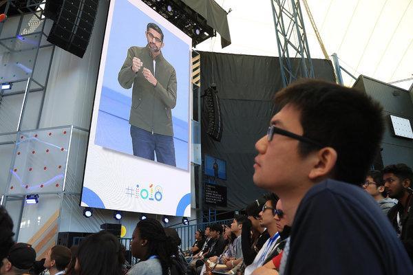 Google Strikes Humble Tone While Touting A.I. Technology