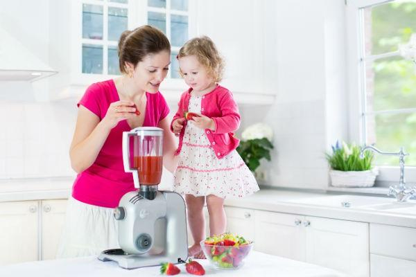 6 Tips to Help Kids Eat Healthy