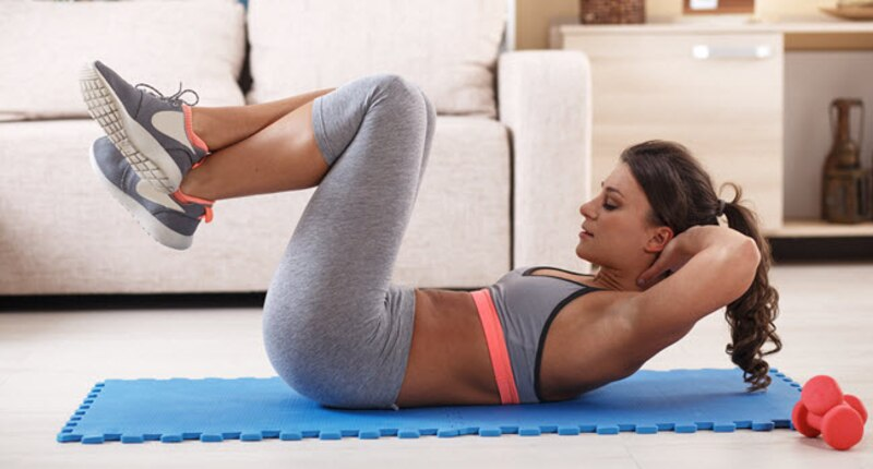 A Trainer's Favorite At-Home, No-Machine Cardio Workouts