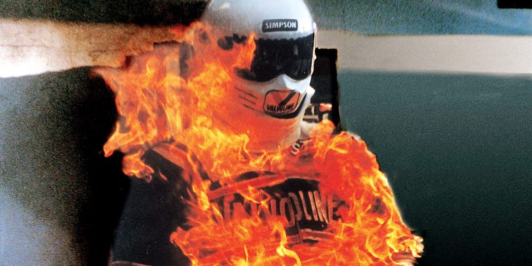 How Bill Simpson Changed Motorsports Safety Forever