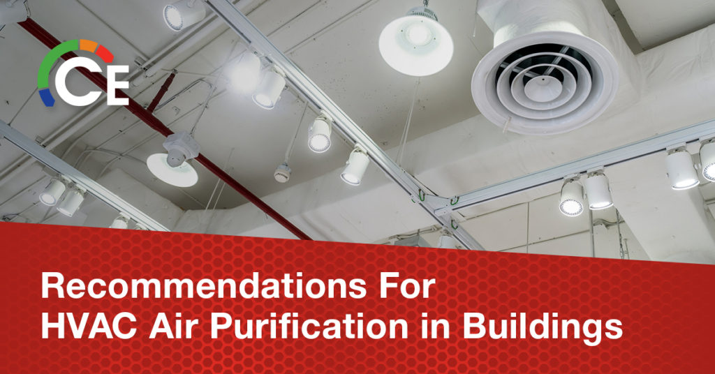 Air Purification in the HVAC Industry: What Do You Recommend?