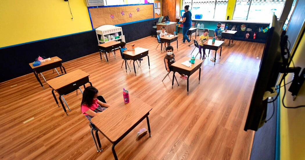 Why Parents, With 'No Good Choice' This School Year, Are Blaming One Another