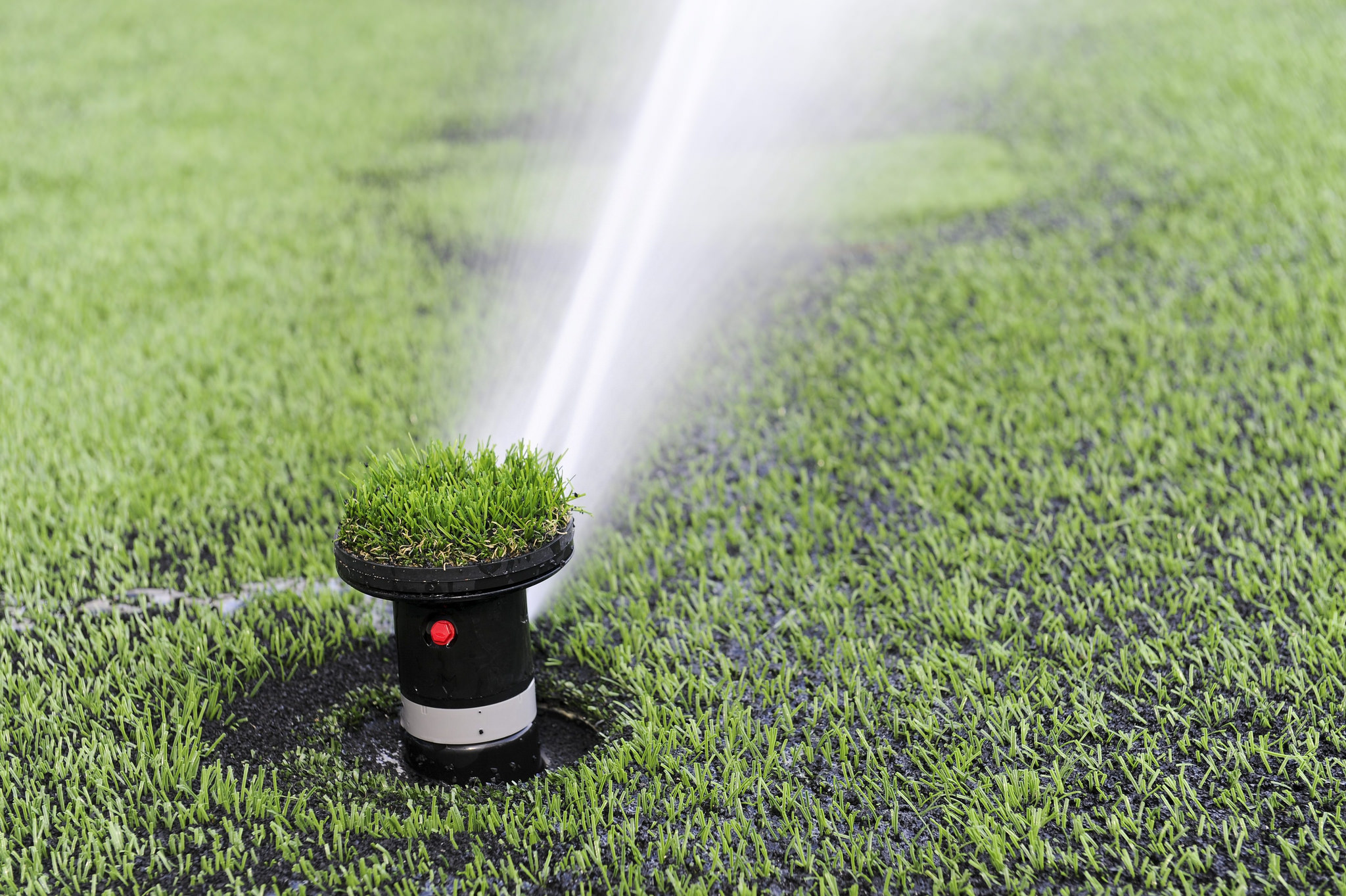 Irrigation system upgrades - True innovation with every renovation