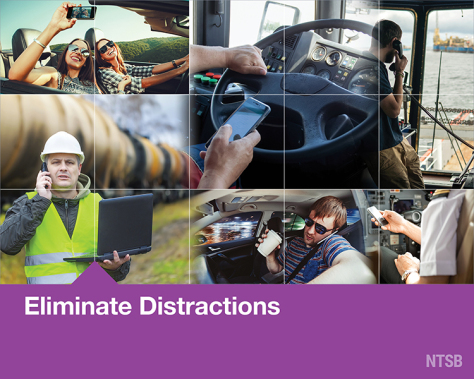 Fatal Distraction: The Dangers When our Eyes Aren't Faithful to the Road
