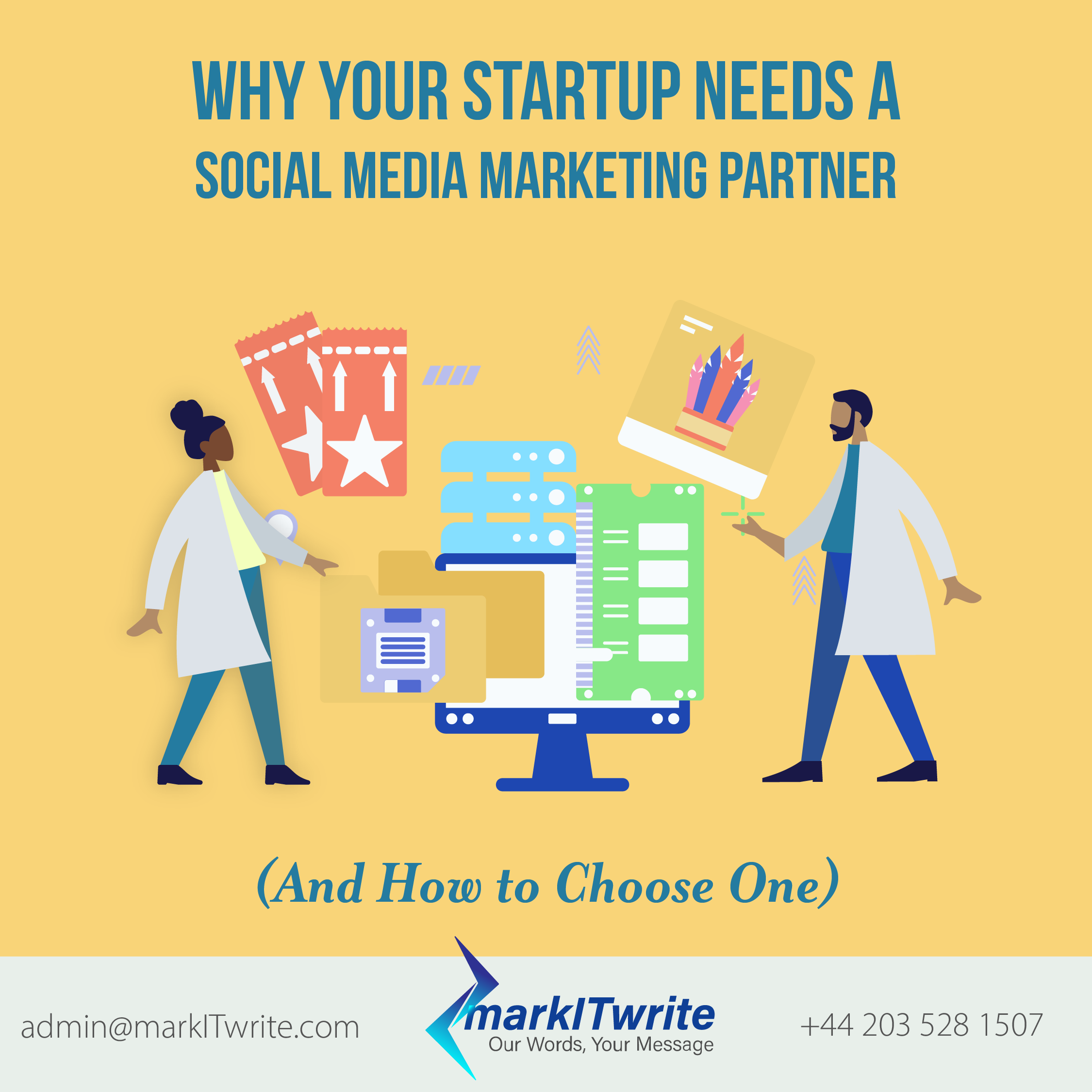 Why your Startup Needs a Social Media Management Company – and how to Choose One.