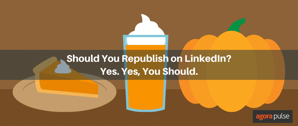 Should You Republish Content on LinkedIn? (Yes! Here's Why)
