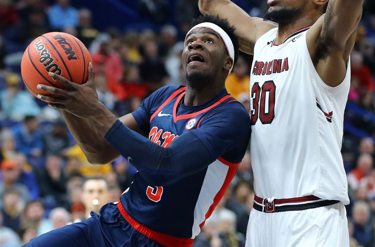 Following Plan of Ole Miss to NBA, Davis Eager for Draft Night