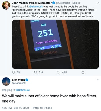 """Musk teases """"super-efficient"""" home energy system -"""
