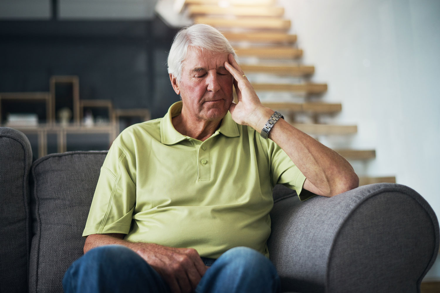 Seniors Living Alone with Cognitive Impairment Hit Hard by COVID-19 Pandemic