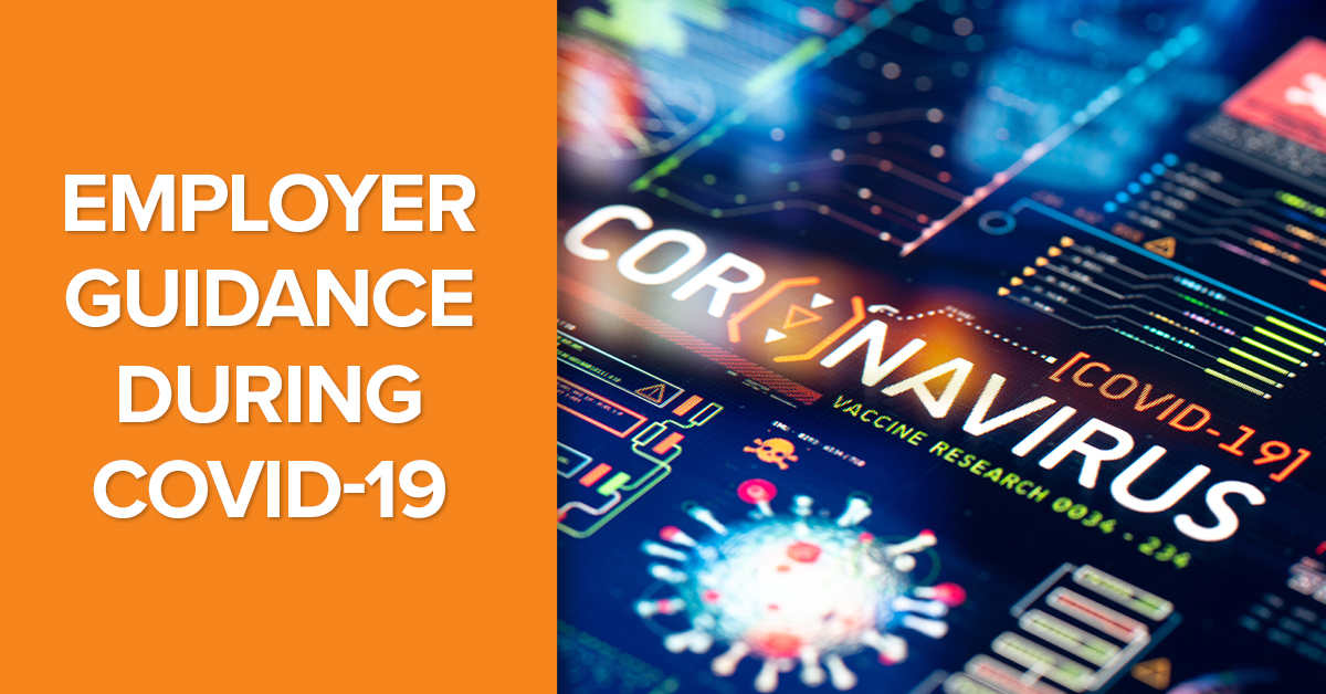 HVAC Employer Guidance During COVID-19