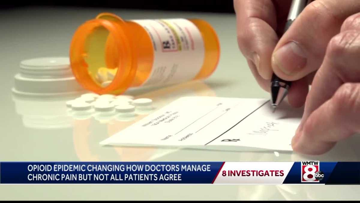 Fighting through pain: 8 Investigates new guidelines on opioid prescriptions