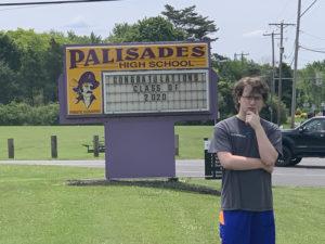 Palisades High School Voted Winner Of Teen Driver Safety Video PSA Challenge!