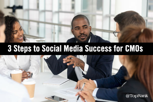 How Social Should the CMO Be? 3 Guidelines for Success