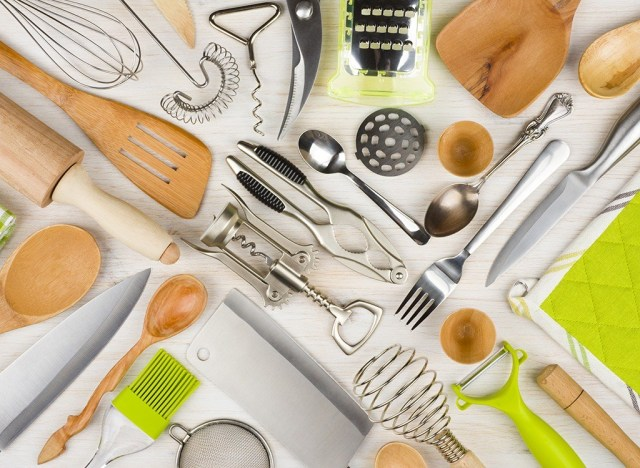 40 Things Healthy Cooks Have in Their Kitchen   Eat This, Not That!
