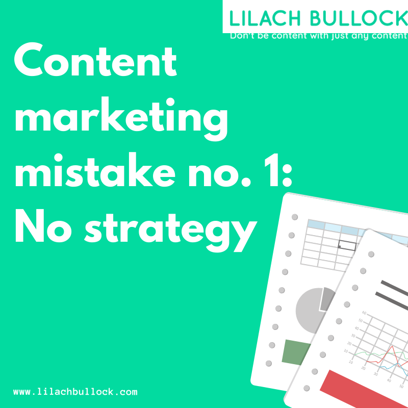The 10 Biggest content marketing mistakes you're making and how to overcome them