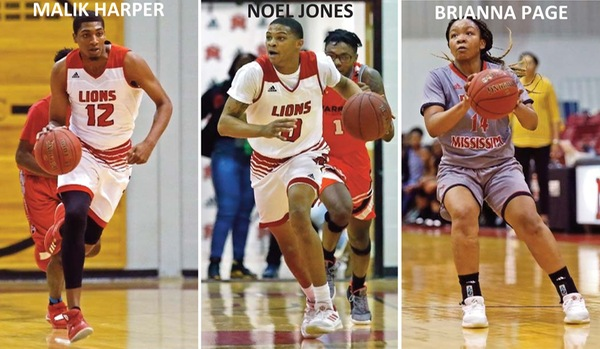 EMCC hoops trio set to compete at MACJC All-Star Basketball Games in Decatur
