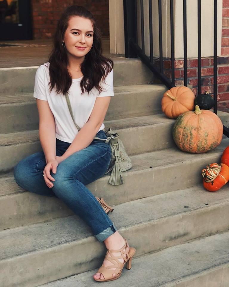 Meet University of Mississippi School of Journalism and New Media journalism student Caroline Nihill