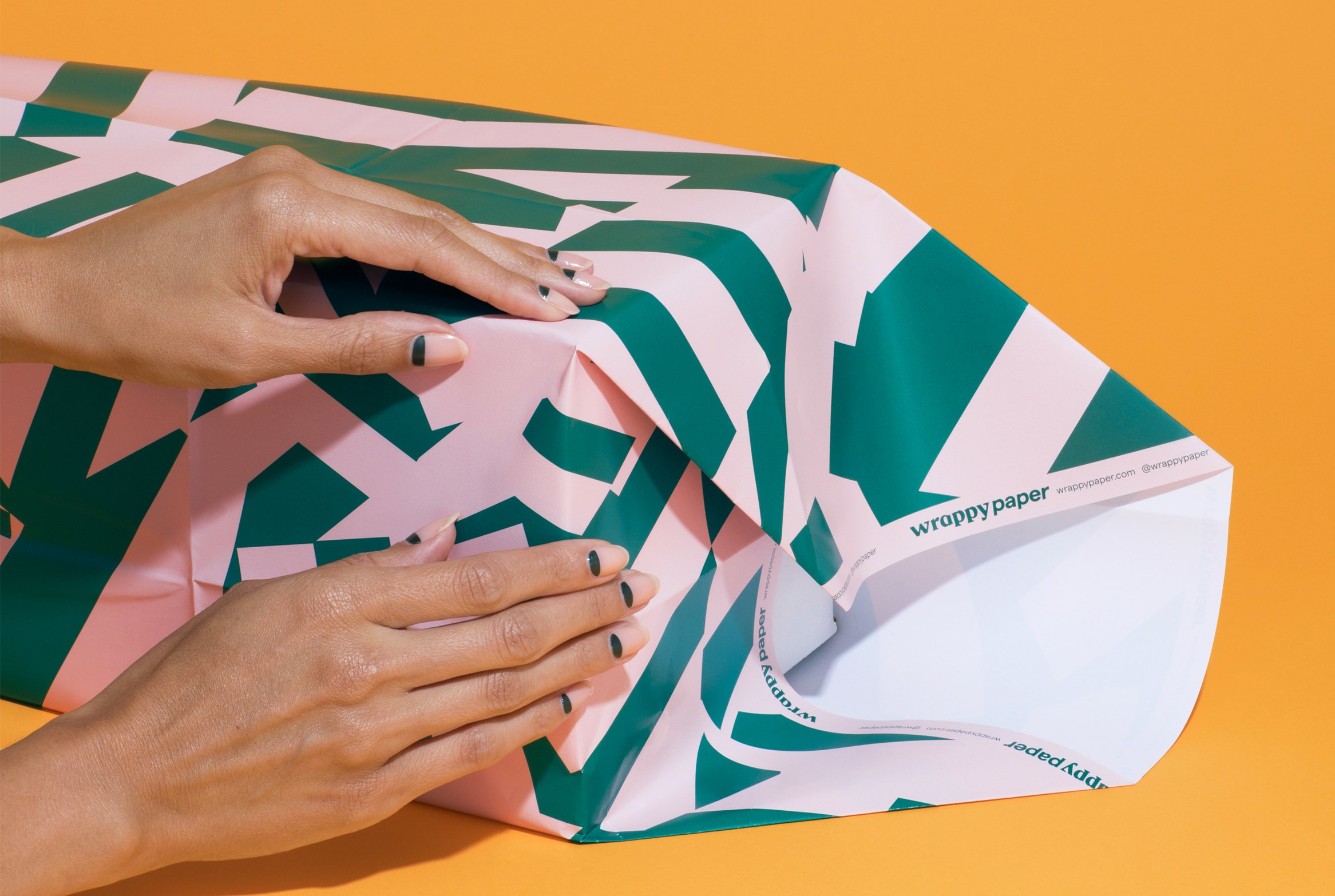 Meet Wrappy Paper, the Gift-Wrap Brand Changing Everything | Architectural Digest