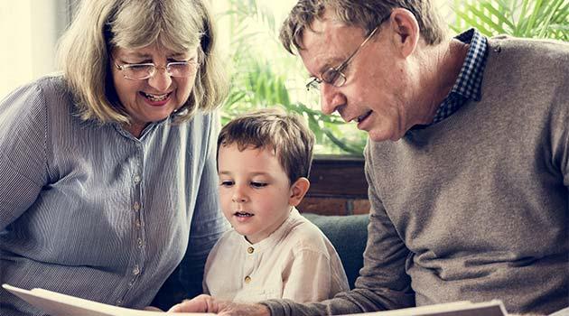 Vulnerable grandparents feel under pressure to provide childcare