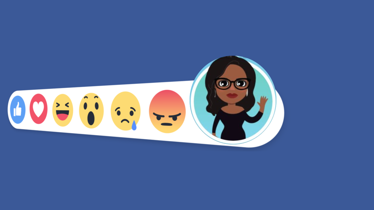 'Facebook Avatars' is its new clone of Snapchat's Bitmoji