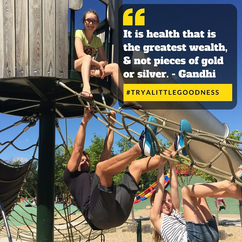 5 Steps to take Family Fitness from Good to Great