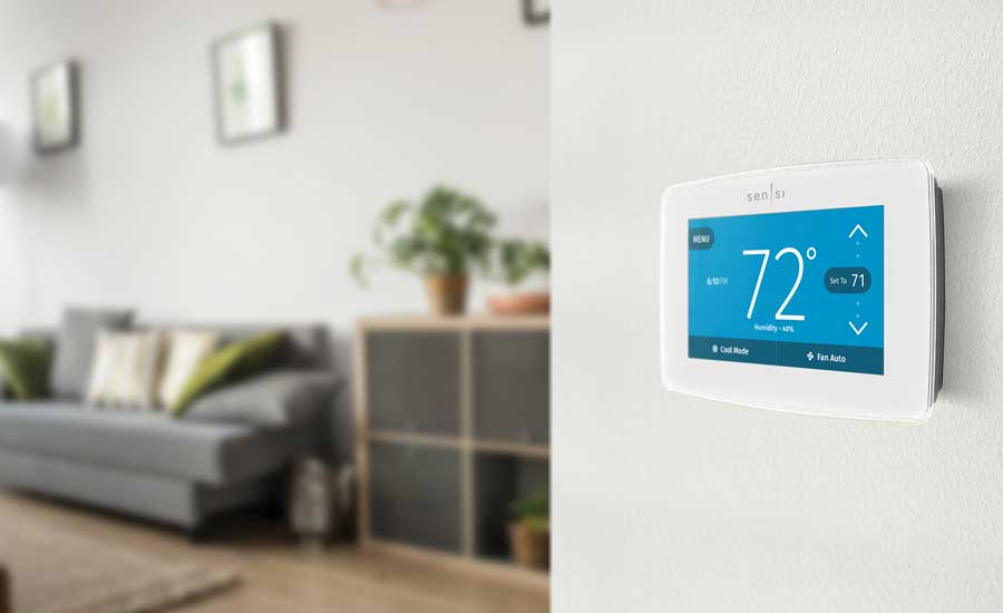 Trends in the Smart Thermostat Market