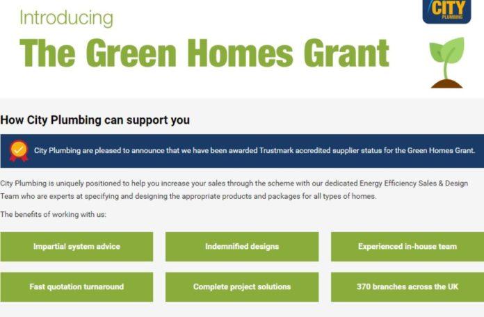 Homeowners hurry to make properties greener | Heating & Plumbing Monthly Magazine (HPM)