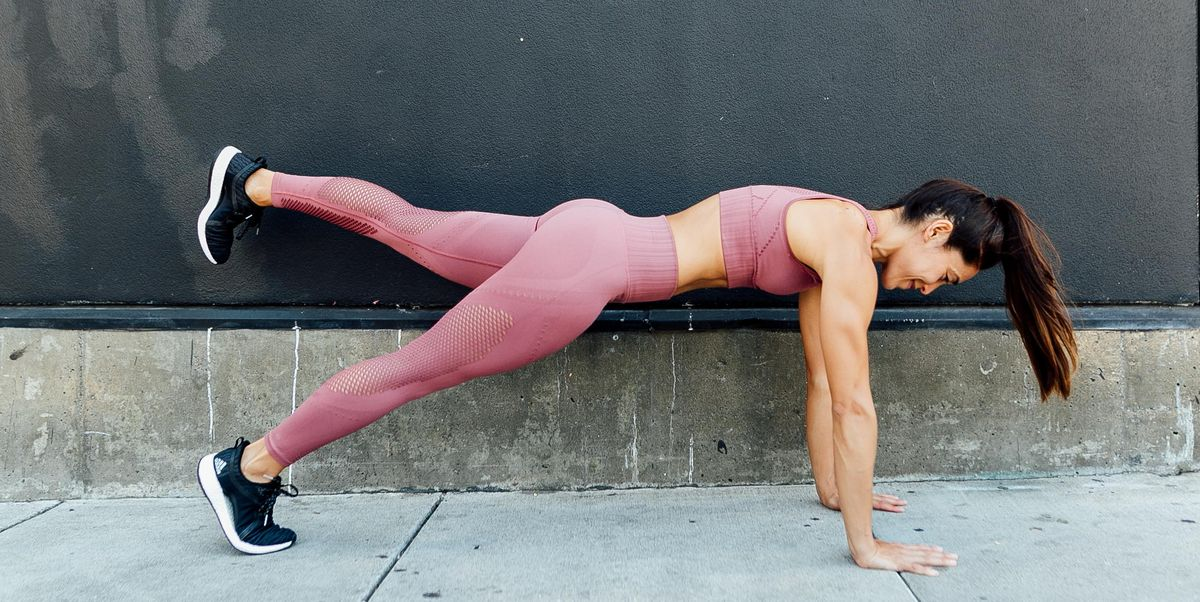 Take Just 6 Minutes to Crush Your Lower Abs for a Stronger Core