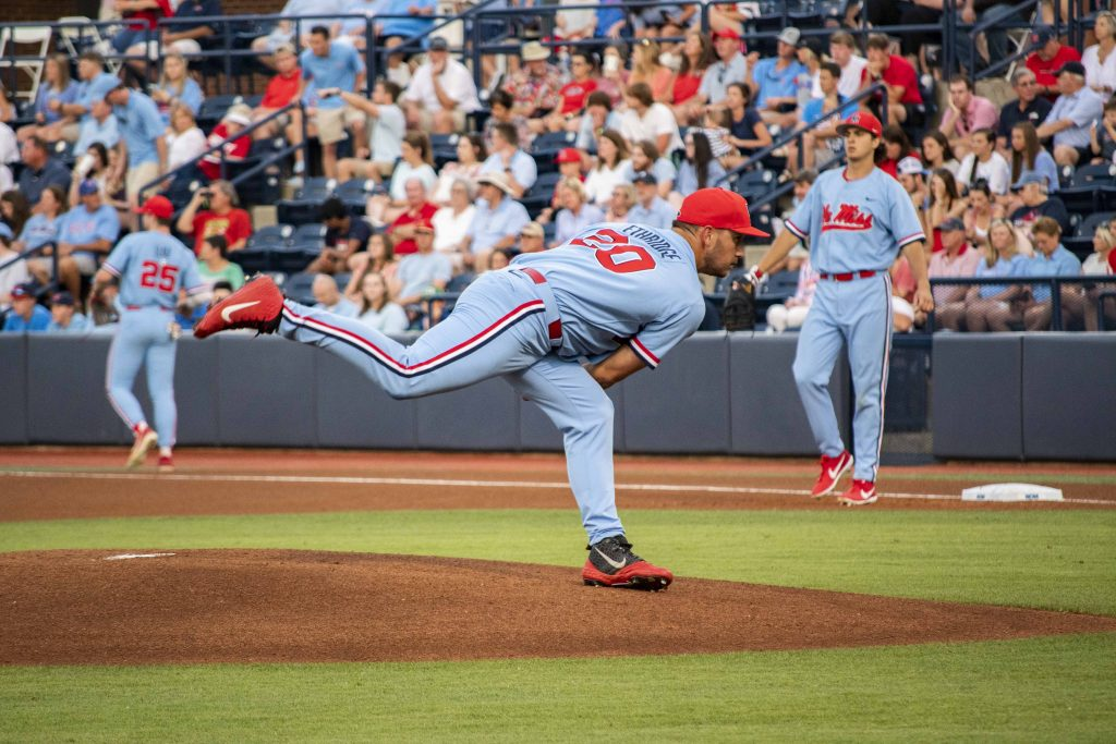 Explosive offense, Campbell's arm too much for Ole Miss in Game One