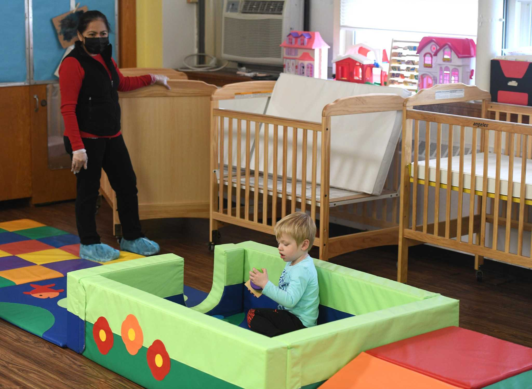 CT child care crisis could get Congressional boost