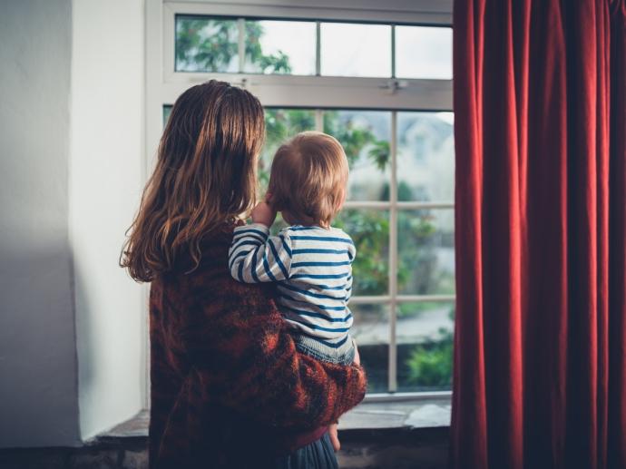 Parenting with Chronic Pain, Illness Under Coronavirus Lockdown