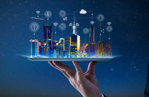 5 Innovative Ways Big Data Is Shaping Cities Of The Future