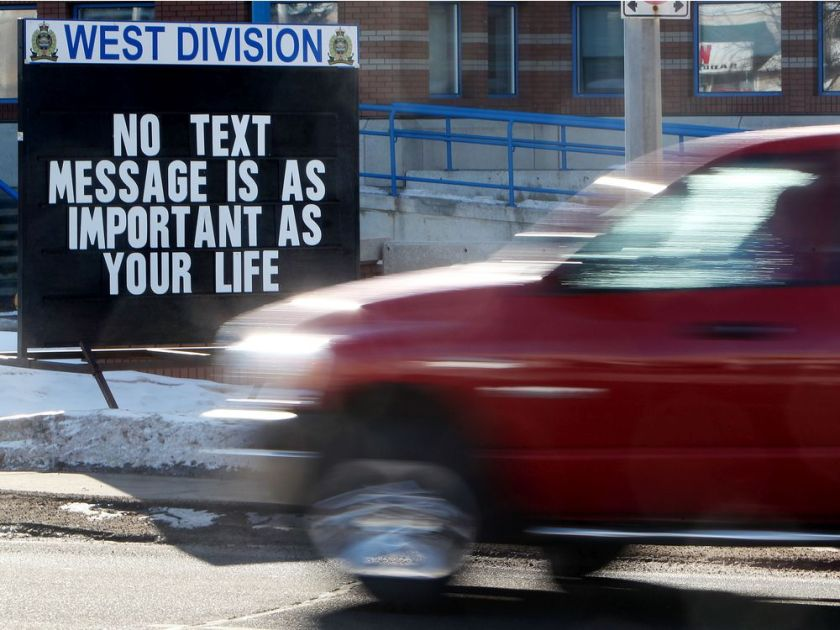 Opinion: Distracted driving is still everybody's problem