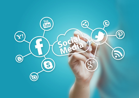 Getting Started in Social Media | Website Designs Content Marketing