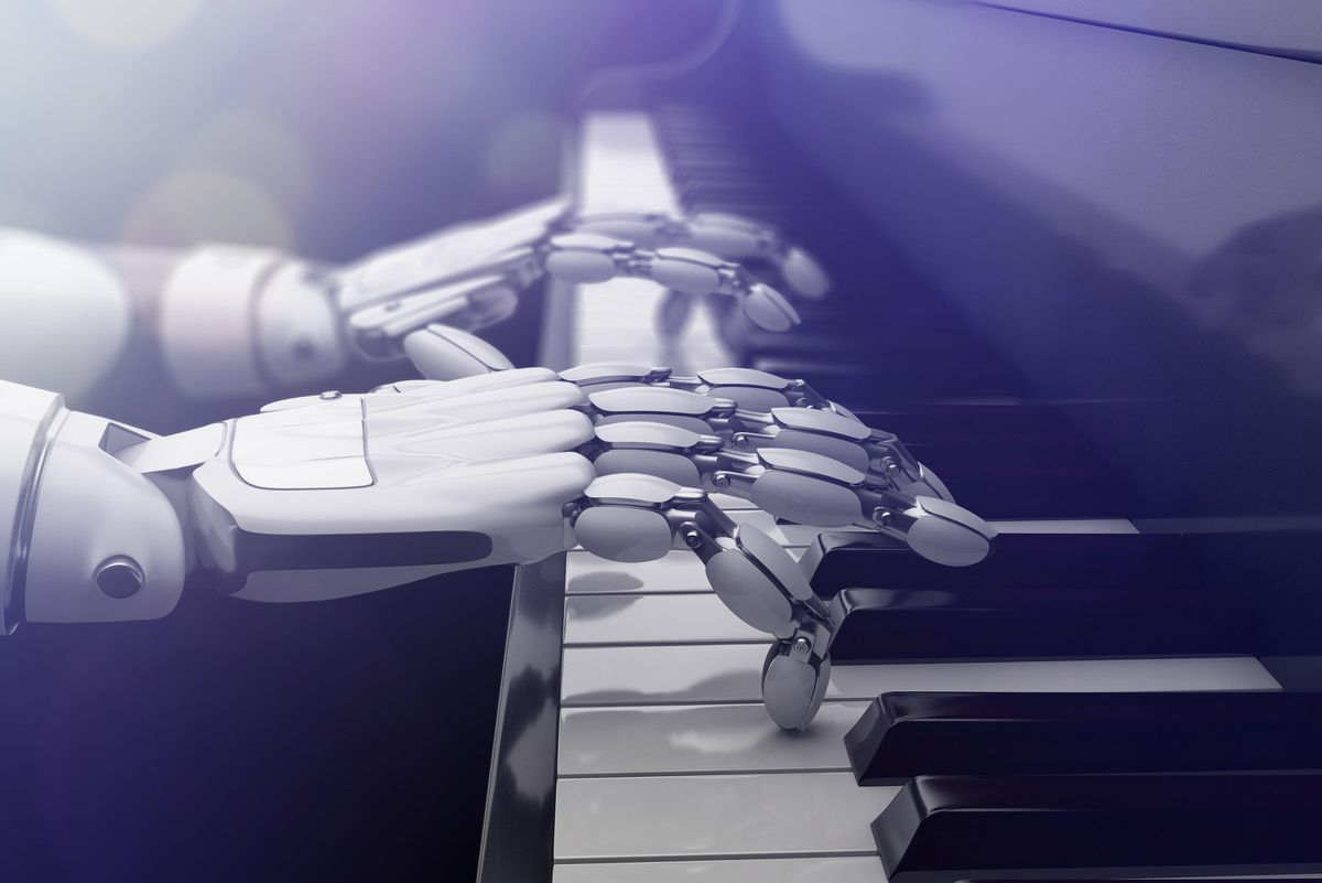 Can Machines And Artificial Intelligence Be Creative?