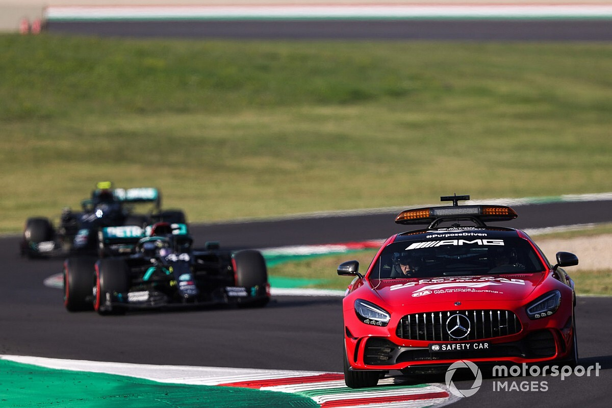 Masi: No need to review safety car restart rules