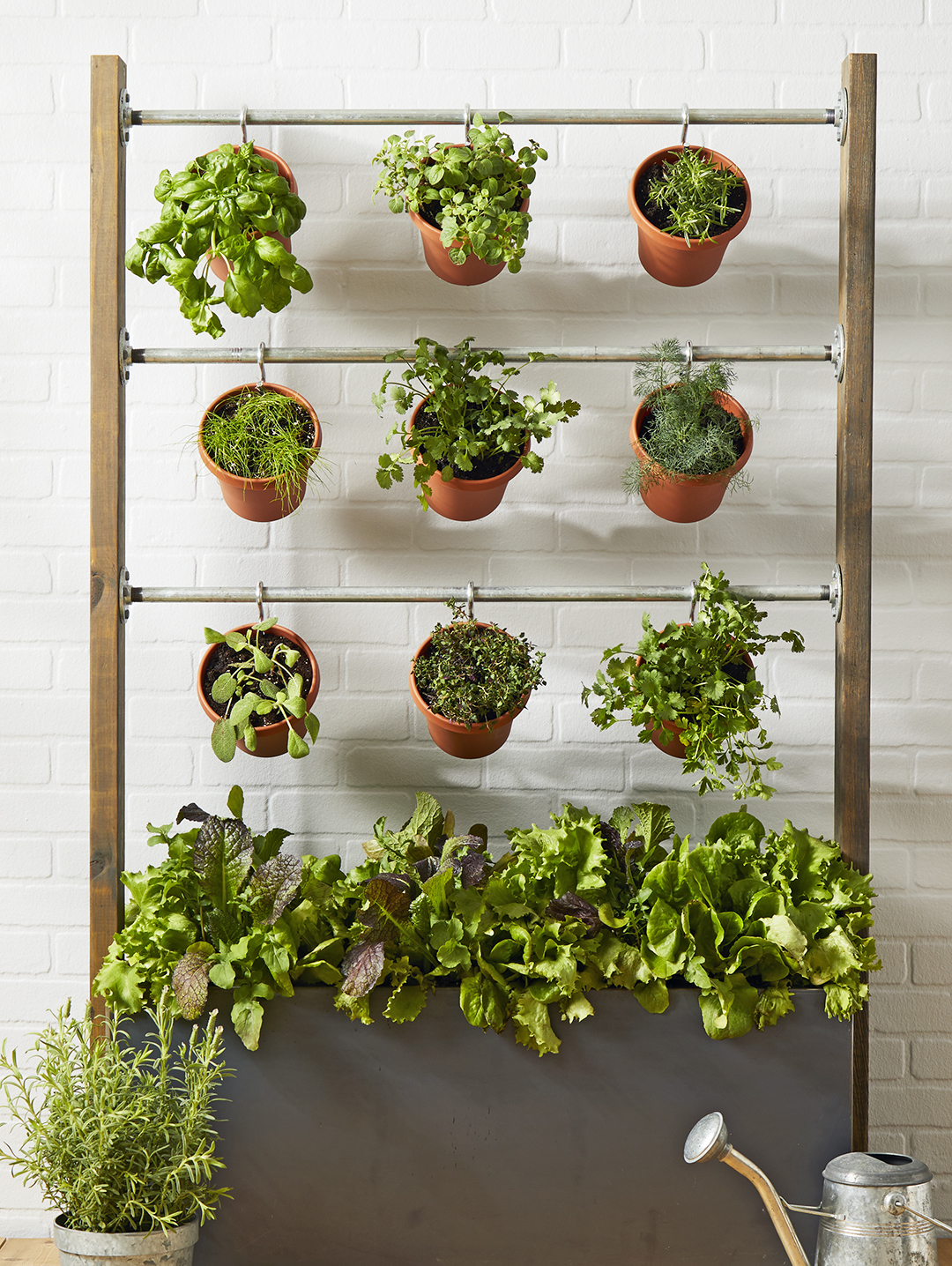 This Sleek Herb Planter is the Perfect Solution for Small Space Gardeners