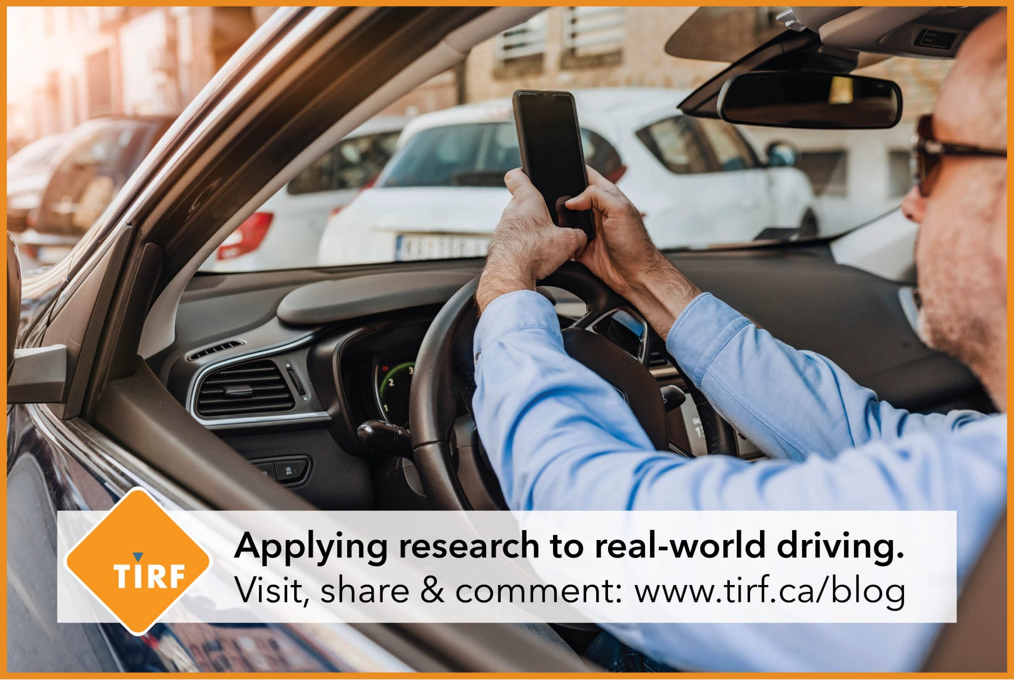 Keeping Yourself Safe when Faced with Distracted Drivers on the Road or in the Workplace | Traffic Injury Research Foundation