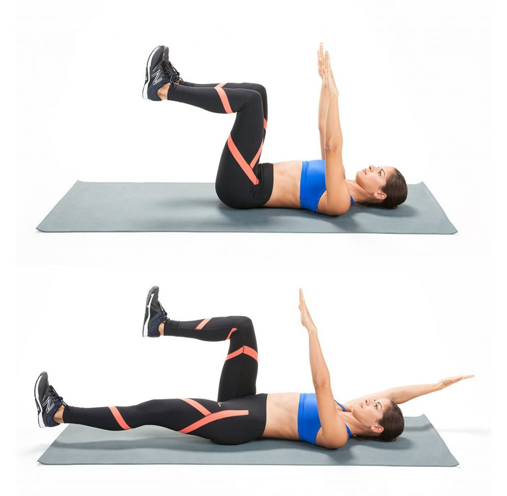 5 best exercises to strengthen your core, according to a personal trainer | Etcetera