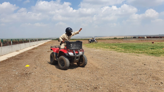 Quad Bike/ATV Safety and the Training of Riders