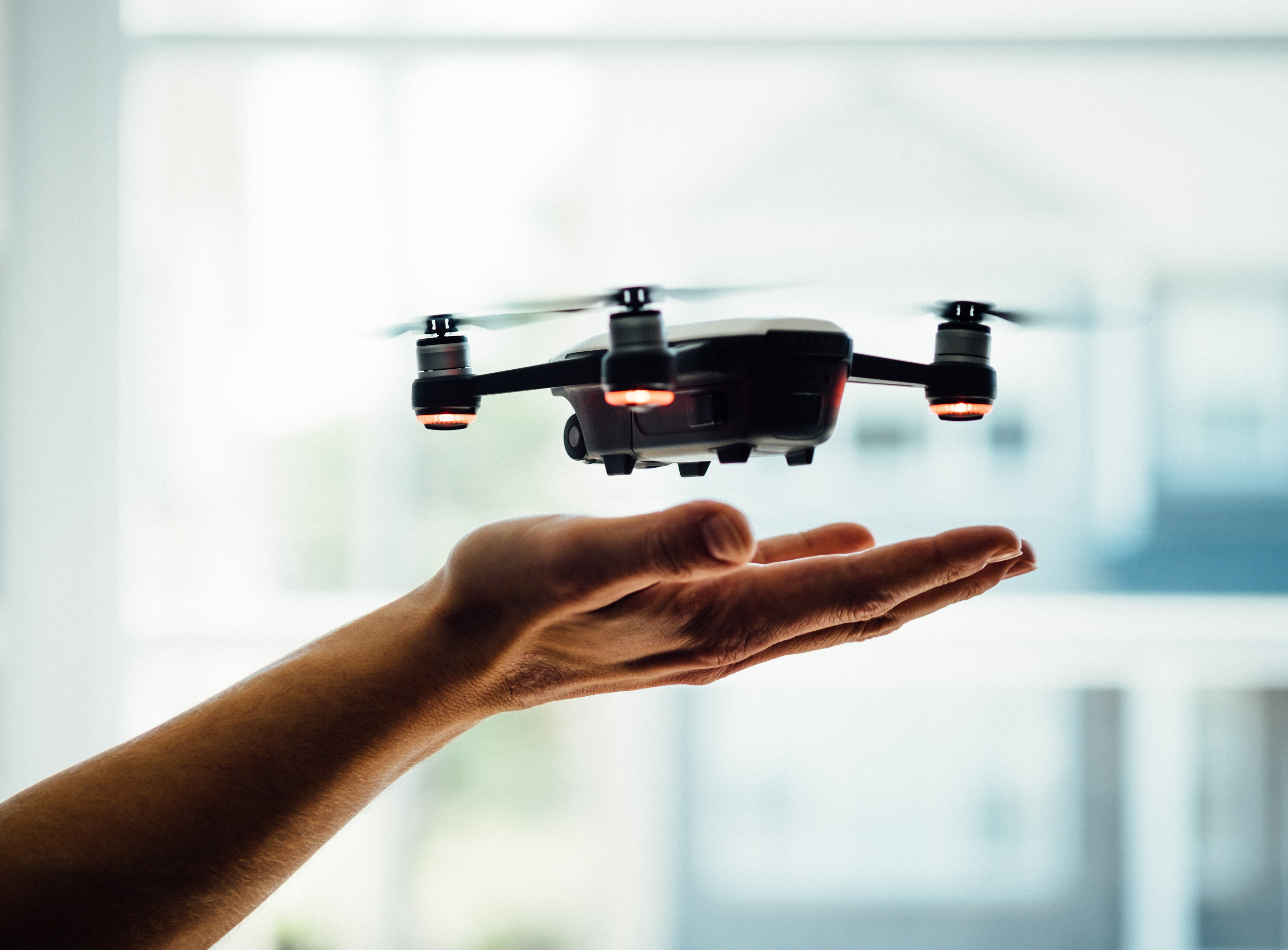 Could Drones Help Your Personal Injury Case?